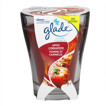 Glade Jar Candle - Apple Cinnamon