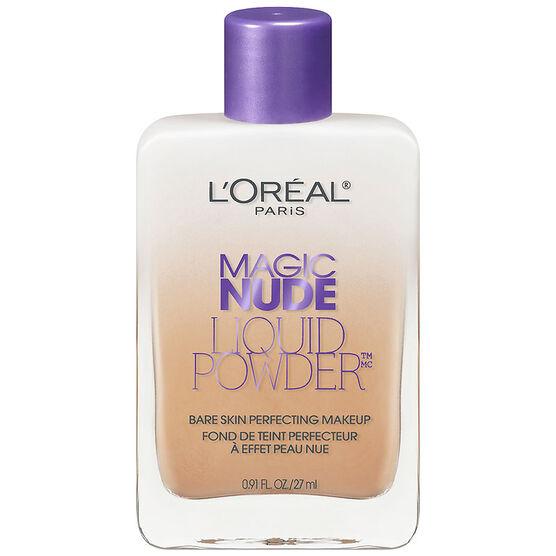 L'Oreal Skin Perfecting Magic Nude Liquid Powder Makeup