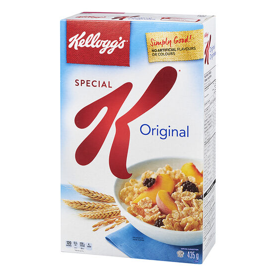 Kellogg's Special K Cereal - Original - 435g | London Drugs