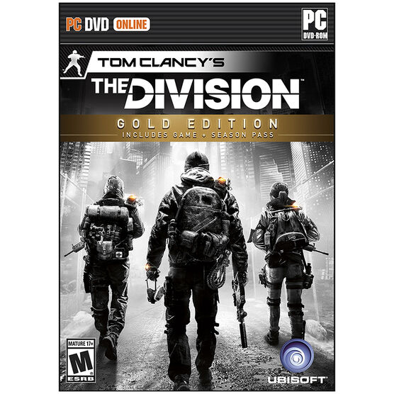 PC Tom Clancy's The Division: Gold Edition