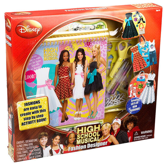 Disney High School Musical - Fashion Designer