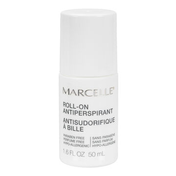 Marcelle Essentials Roll-On Antiperspirant - 50ml