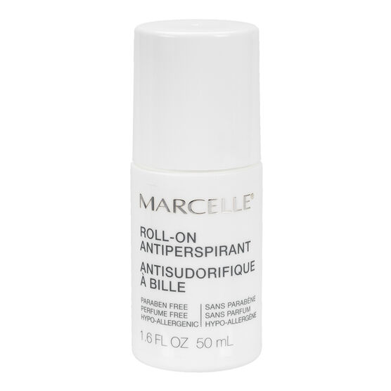 Marcelle Essentials Roll-On Antiperspirant - 50ml