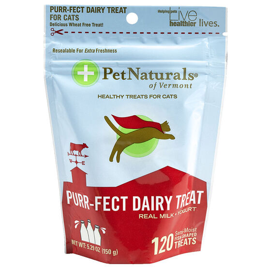 Pet Naturals Purr-fect Dairy Treat for Cats- 150g
