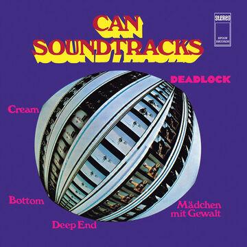 Can - Soundtracks (Reissue) - Vinyl