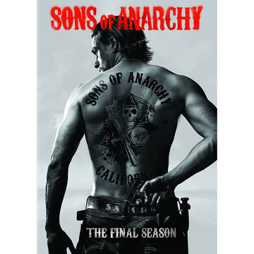 Sons of Anarchy: The Final Season (Season 7) - DVD