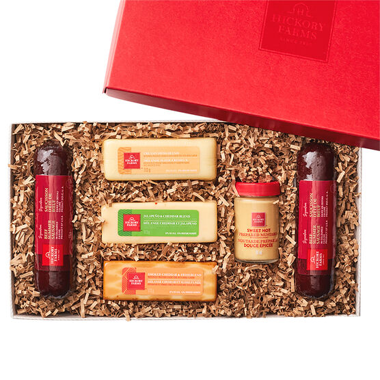 Hickory Farms Friends & Family Gift Box