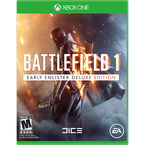 Xbox One Battlefield 1 Deluxe Edition