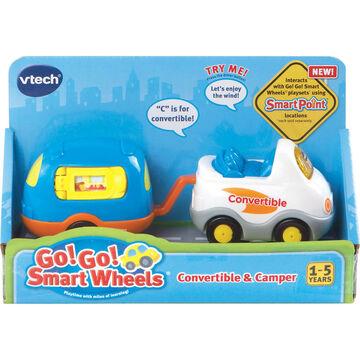 Vtech Go Go Smart Wheels - Convertible & Camper