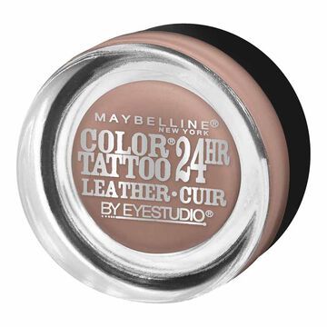 Maybelline Eye Studio Color Tattoo Leather 24Hr Cream Gel Eyeshadow - Creamy Beige