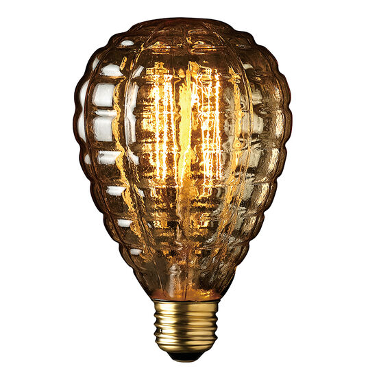 Globe Incandescent vintage Designer Granada Light Bulb - 84635