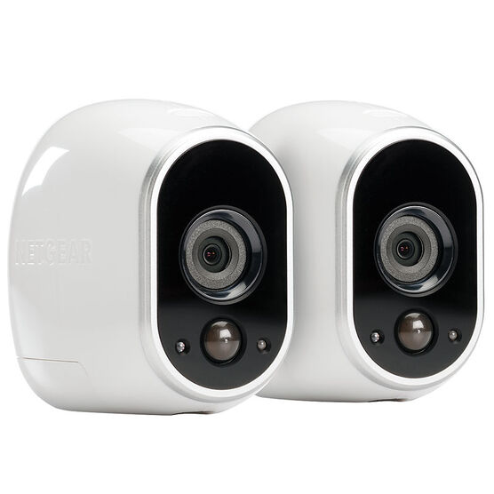 Netgear Arlo 2-Camera HD Security System - VMS3230-100PAS