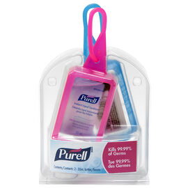 Purell Advanced Jelly Wrap Hand Sanitizer - 2x30ml
