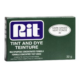 Rit Fabric Dye - Dark Green