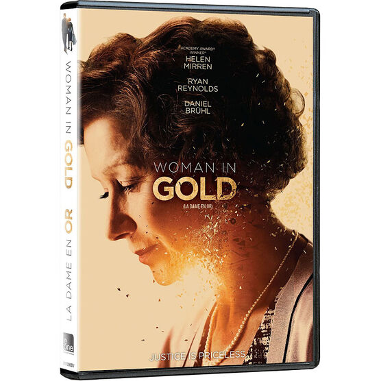 Woman in Gold - DVD