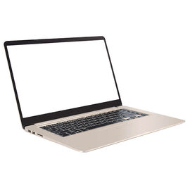 Asus S510UA-RB51 Gold Laptop - 15 inch - Intel i5 - 90NB0FQ1-M01070