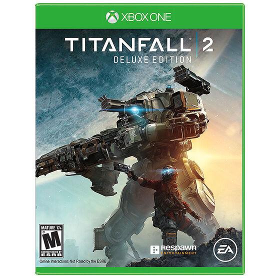 Xbox One Titanfall 2 Deluxe