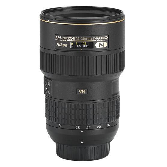 Nikon AF-S FX 16-35mm f/4G ED VR Lens