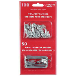 Danson Wire Tree Hooks - 150 pieces