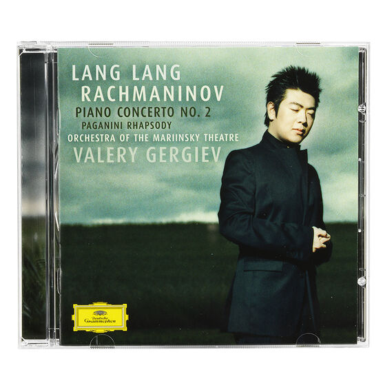 Lang Lang - Rachmaninoff: Piano Concerto No. 2, Paganini Rhapsody - CD