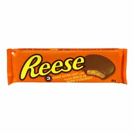Reese Peanut Butter Cups - 46g/3's