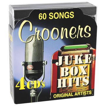 Various Artists - Crooners Juke Box Hits - 4 CD
