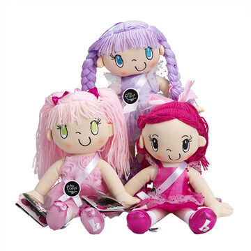 My Little Huggles Doll - 14inch - Assorted