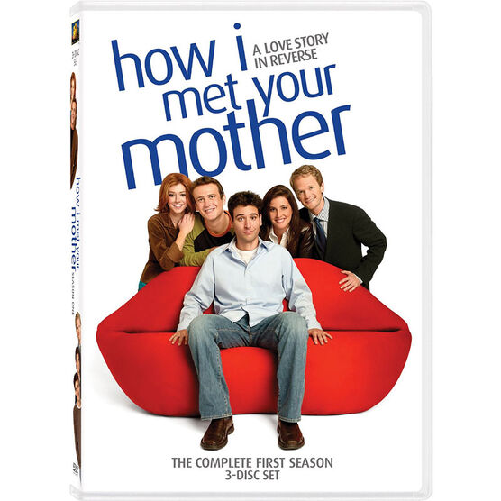 How I Met Your Mother: Season 1 - DVD