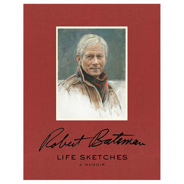 Life Sketches by Robert Bateman