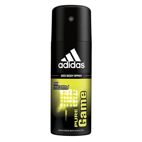 Adidas Deodorant Body Spray Pure Game - 113g