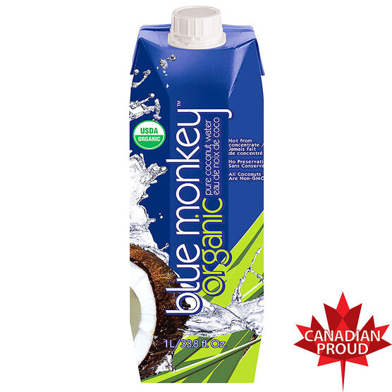 Blue Monkey Pure Coconut Water - 1L