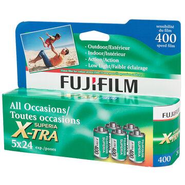 Fuji 400 Ch 135-24 - 5 pack