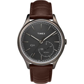 Timex IQ+ Move - Brown - TW2P94800L3