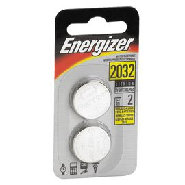 Energizer Lithium Battery - 2 pack - 2032BP-2N