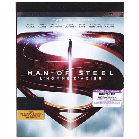 Man of Steel - 4K UHD Blu-ray