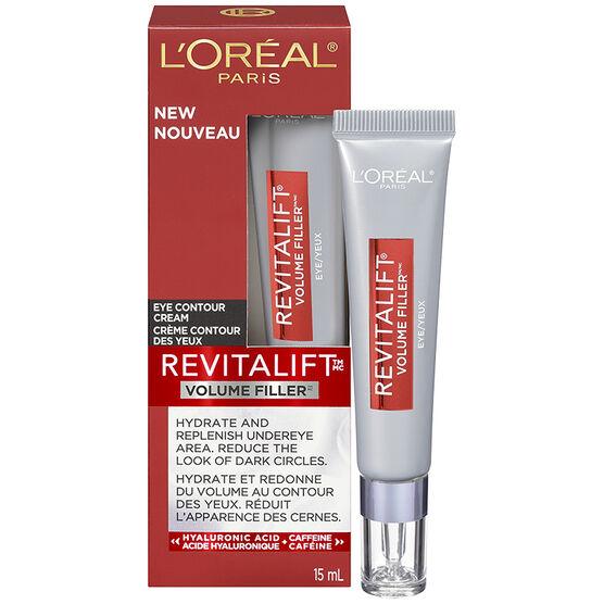 L'Oreal Revitalift Volume Filler Eye Contour Cream - 15ml | London ...