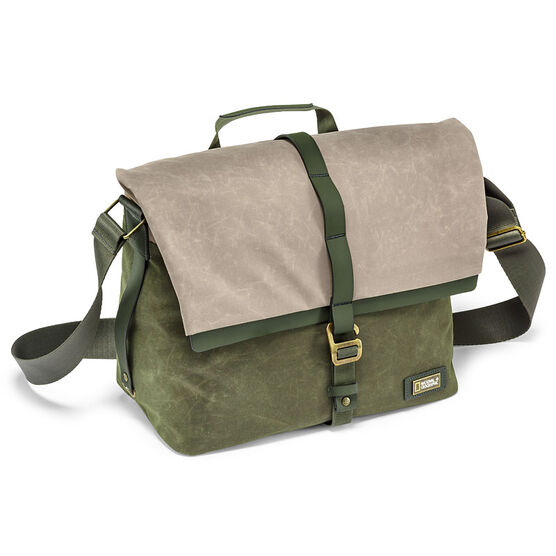 National Geographic Rain Forest Messenger Bag - Green - NGRF2450