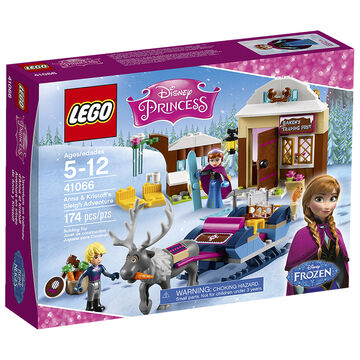 Lego Disney Princess - Anna Kristoff Sleigh