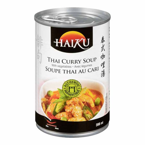 Haiku Thai Curry Soup - 398ml