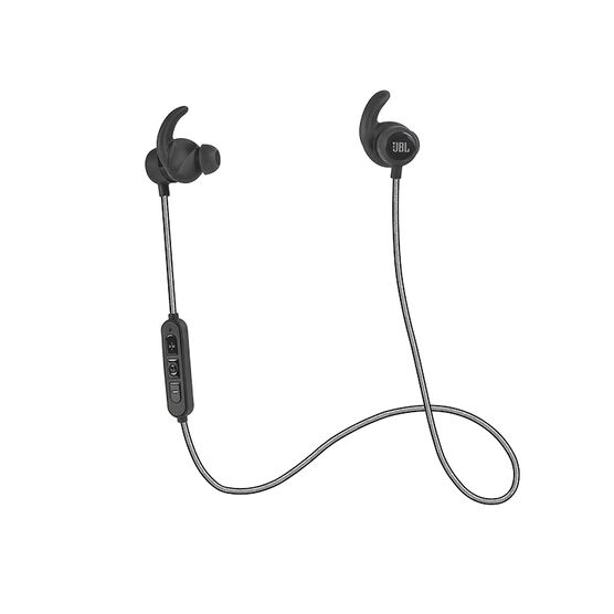 JBL Reflect Mini Bluetooth Sport Earphones - Black - JBLREFLECTMINIBTBLK
