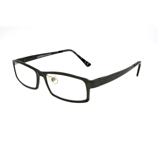 Foster Grant Clayton Reading Glasses - Gunmetal - 3.25