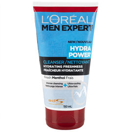 L'Oreal Men Expert Hydra Power Cleanser - Hydrating Freshness - 150ml