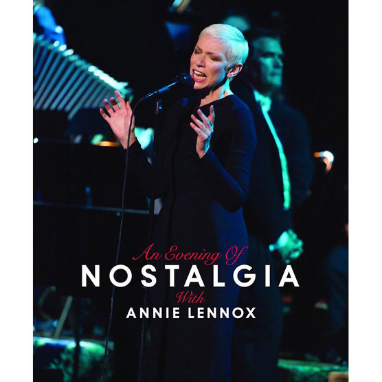Annie Lennox - An Evening of Nostalgia - DVD