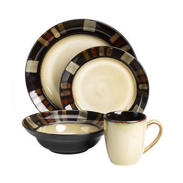 Pfaltzgraff Tahoe Dinnerware Set - 16 piece