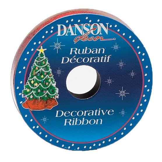 Danson Wire Ribbon - Assorted Colours