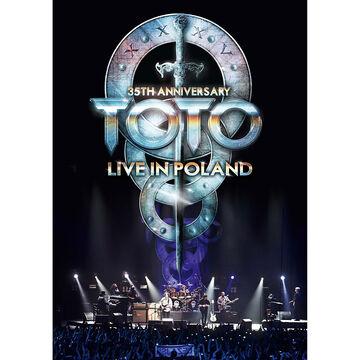 Toto: Live in Poland 35th Anniversary Tour - DVD