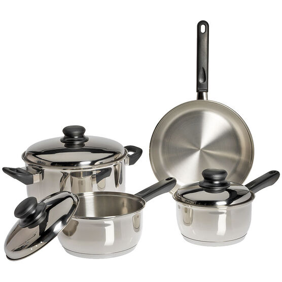 London Drugs Cookware Set - 7 Pieces
