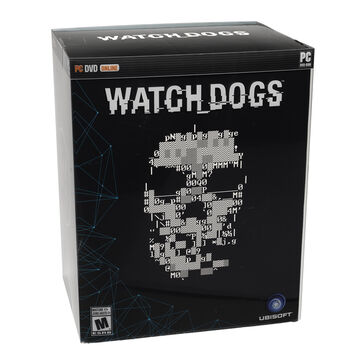 Watch Dogs Limited Edition - PC
