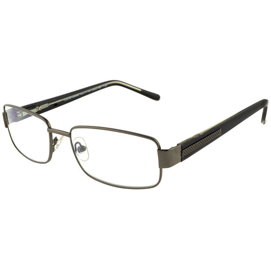 Foster Grant Wes Men's Reading Glasses - 1.00