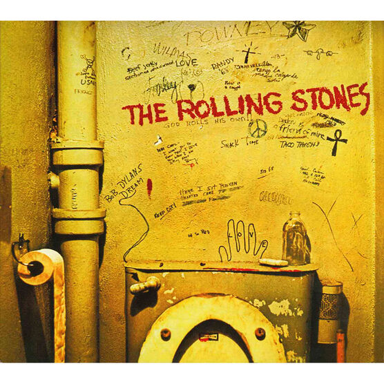 The Rolling Stones - Beggars Banquet (Remastered) - CD